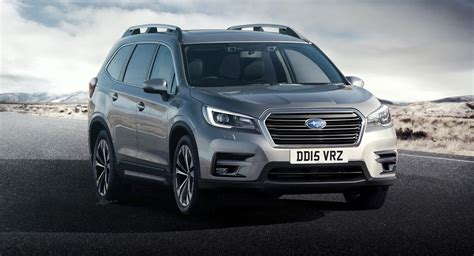 subaru forester review engine redesign rivals