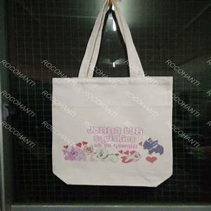 Only Shopping Bag : rocohanti only 15 canvas tote bag shopping bag with ~ Watch28wear.com Haus und Dekorationen