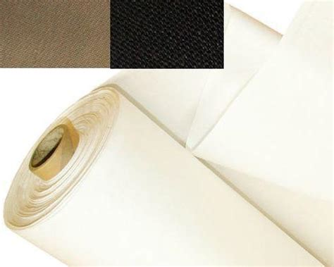 Insulated Curtain Liner Fabric by Blackout Thermal Curtain Lining Fabric Material 3 Pass 4
