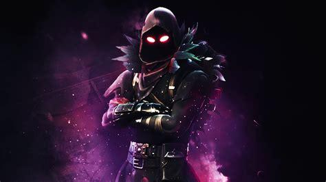 raven wallpaper hd   fortnite