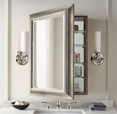 Bathroom Cabinet Mirrors by Best 25 Bathroom Mirror Cabinet Ideas On