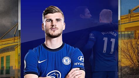 Timo Werner at Chelsea: How can Frank Lampard get the best ...