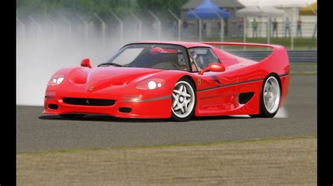 F50 Top Gear by F50 Top Gear At Silverstone