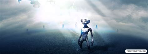 lonely alien facebook cover fbcoverlovercom
