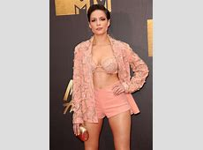 Halsey 2016 MTV Movie Awards in Burbank