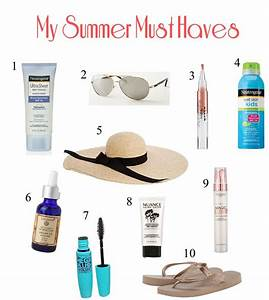 Must Haves Sommer 2015 : beauty buzz my summer must haves mama in heels ~ Eleganceandgraceweddings.com Haus und Dekorationen