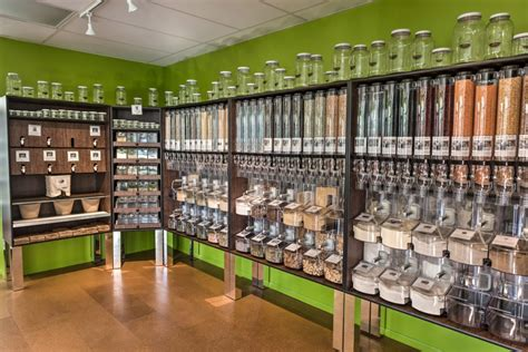 Bring your own containers: Low- and zero-waste food stores ...