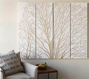 Wall art design ideas multi panel nature sample