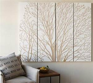 Wall Art Design Ideas: Multi Panel Nature Wall Art Sample ...
