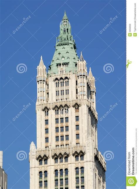 deco building in new york stock photo image 5056050