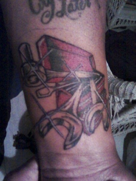 mechanic tools tattoos tattoo  tools dark ink