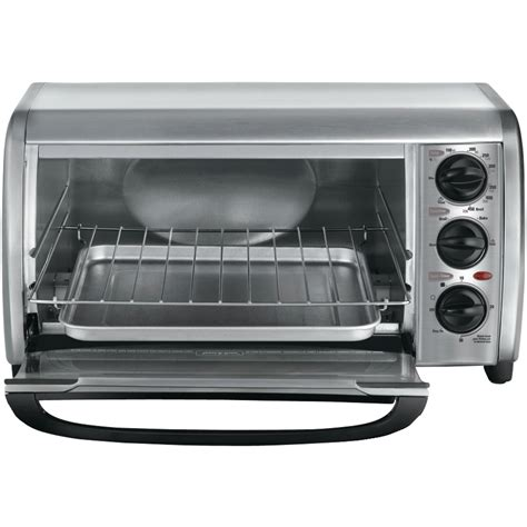 Black Decker Toaster Oven by Black Decker To1491s 2 4 Slice Stainless Steel Toaster