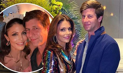 Bethenny Frankel confirms she's engaged to Paul Bernon ...