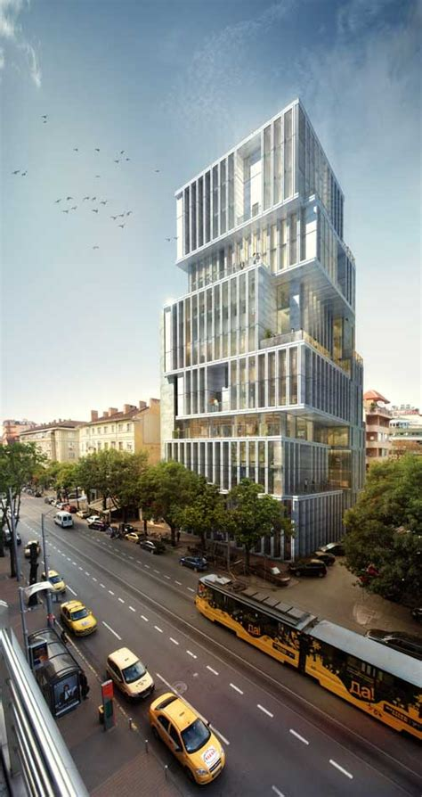 sofia tower building bulgaria development  architect