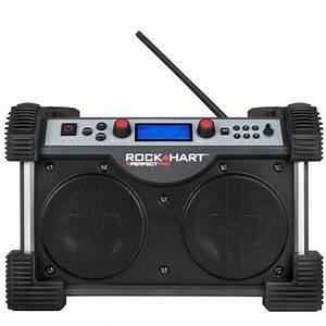Dab Radio Baustelle : perfectpro rockhart baustellenradio mit ~ Jslefanu.com Haus und Dekorationen