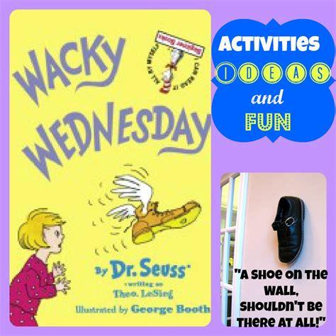 celebrating dr seuss with wacky wednesday creekside 554   wacky wednesday activities