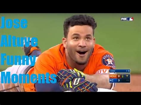 jose altuve funny moments montage youtube