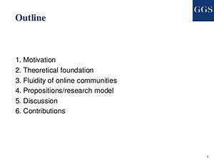 Conference: Developing Social Capital in Online ...