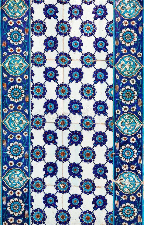 stock di piastrelle piastrelle di ceramica turche costantinopoli immagine
