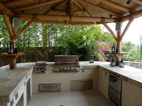 Outdoor Barbeque Designs   KITCHENTODAY