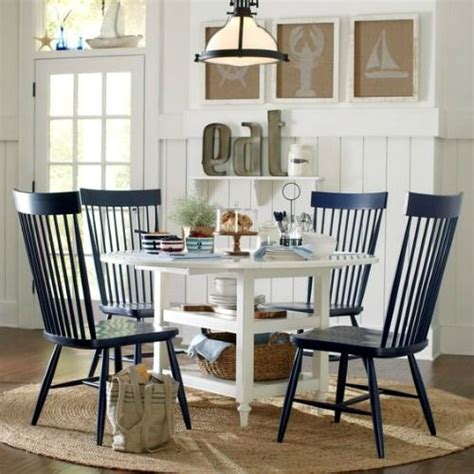 Coastal Kitchen Table And Chairs Coastal Kitchen Table And