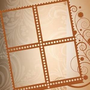 Photo frame border design free vector download (8,515 Free ...