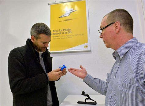bureau de poste boulogne billancourt la poste teste un service d impression 3d