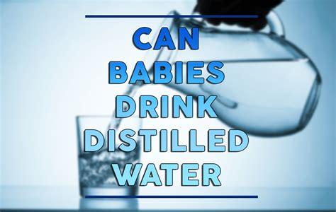 Babies Drink Distilledter  E  A Babydotdot