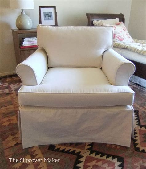 pink slipcover chair sherrys sofa chair slipcovers images on on shabby chic