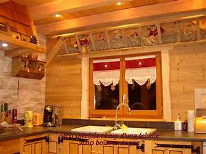 decoration cuisine chalet montagne With decoration chalet de montagne