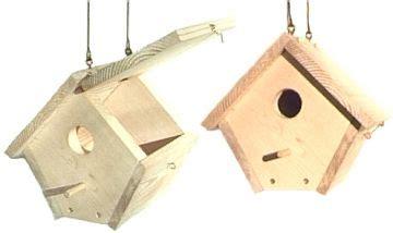 woodworking birdhouse designs