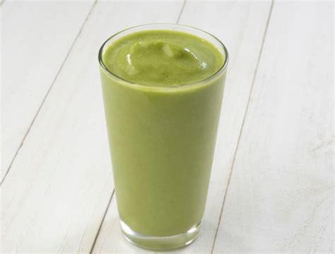 fruit kale spinach juice