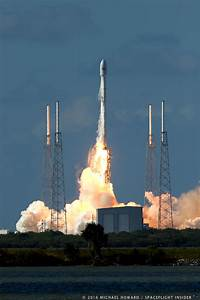 Photo Gallery: SpaceX Launches Thaicom 8 - SpaceFlight Insider
