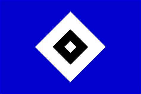 Hamburger SV (Football Club, Germany) - Fahnen Flaggen ...