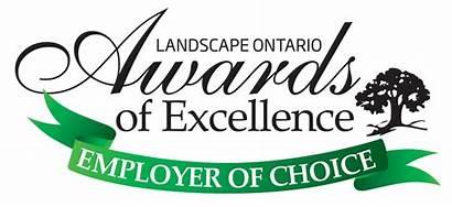 Choice Employer Awards Ontario Landscape