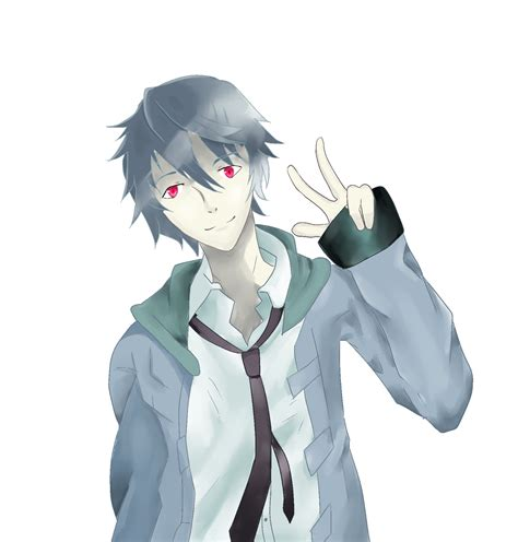 anime guy cool anime guy by domdom4628 on newgrounds