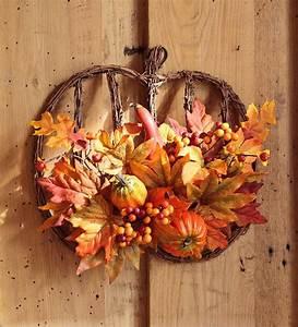 pumpkin, metal, wall, frame
