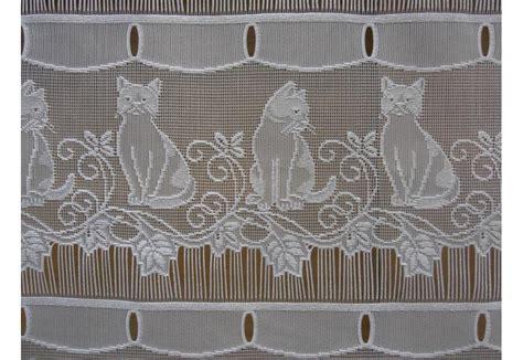 superb rideaux au metre a decouper 14 rideau brise bise color 233 45 cm de largeur motif