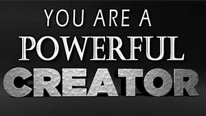 You Have The Power To Manifest What You Want