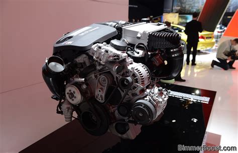 Bmw Revising The S55 Motor To Create A 450