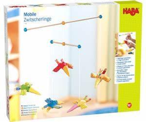Mobile Baby Haba : haba zwitscherlinge mobile ab 31 99 preisvergleich bei ~ Watch28wear.com Haus und Dekorationen