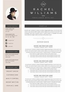 25 best ideas about creative cv template on pinterest With curriculum vitae design template