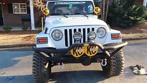1998 Jeep Wrangler Tj Sound System  2 10 U0026quot  Subs In Ported
