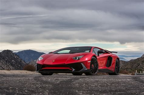 2015 Lamborghini Aventador Review And Rating