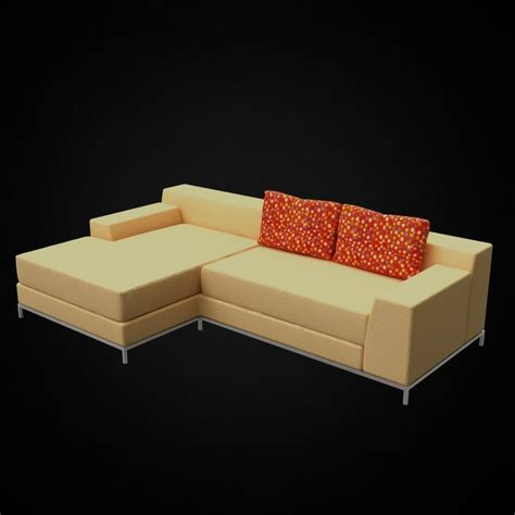 Ikea Kramfors Sofa by 3d Ikea Kramfors Sofa Furniture 3d Models