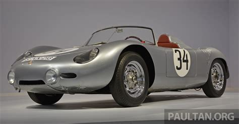 60s porsche gallery porsche 718 rs 60 spyder the inspiration image