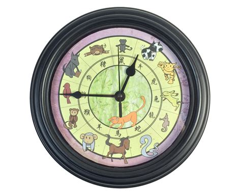 Fruits Basket Chinese Zodiac Wall Clock Anime By