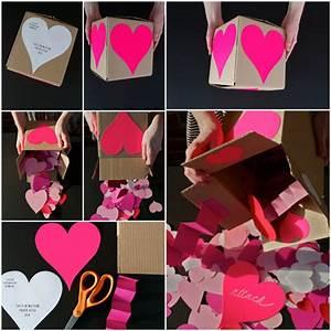 Idee Cadeau Pour Lui : 21 id es cadeaux diy pour la saint valentin ~ Teatrodelosmanantiales.com Idées de Décoration