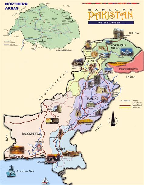 maps  pakistan travel  pakistans blog