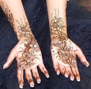 News Arabic Mehndi Designs | New Fashion Design